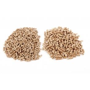 Træpiller på 6 og 8 mm
