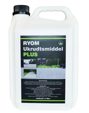Glyphosat 360 5 liter ukrudtsmiddel - koncentreret. Køb 5L her