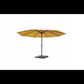 Flot Markedsparasoller på 5x5 meter - kæmpe store parasoller på 5x5 m OR-21