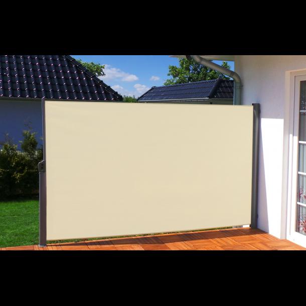 Læskærm 300x180cm - creme/beige hvid læsejl og læhegn - Læhegn ...