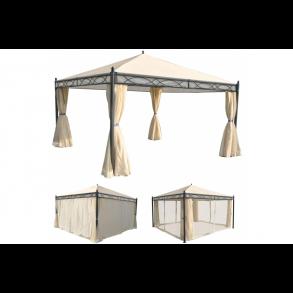 havepavilloner online salg af havepavilloner og partytelte. Black Bedroom Furniture Sets. Home Design Ideas