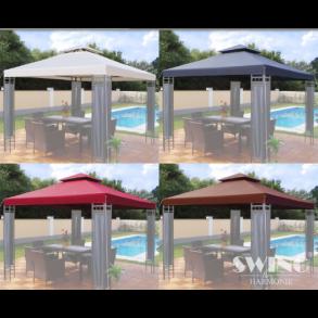 Havepavilloner og partytelte