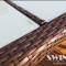 Polyrattan havemøbelsæt - brune havemøbler til 6 personer