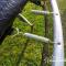 Trampolin med sikkerhedsnet - havetrampolin Ø370cm