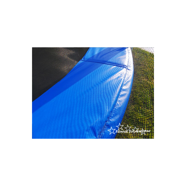 Trampolin med sikkerhedsnet - havetrampolin Ø250cm