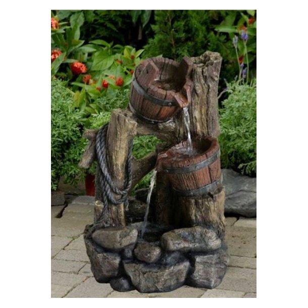 Vandfontæne - Bonanza vandkunst/havespringvand