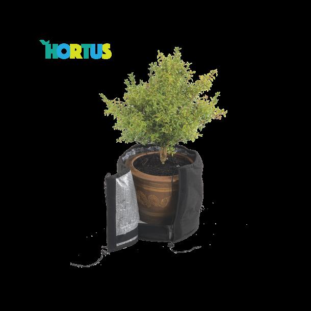Isoleringspose Ø55 x H60 cm - plantebeskyttelse fra Hortus