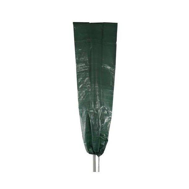 Overtræk til parasol 250 x 80 cm - vandtæt presenning/cover til haveparasol