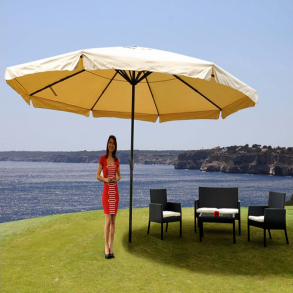 Markedsparasoller - store parasoller