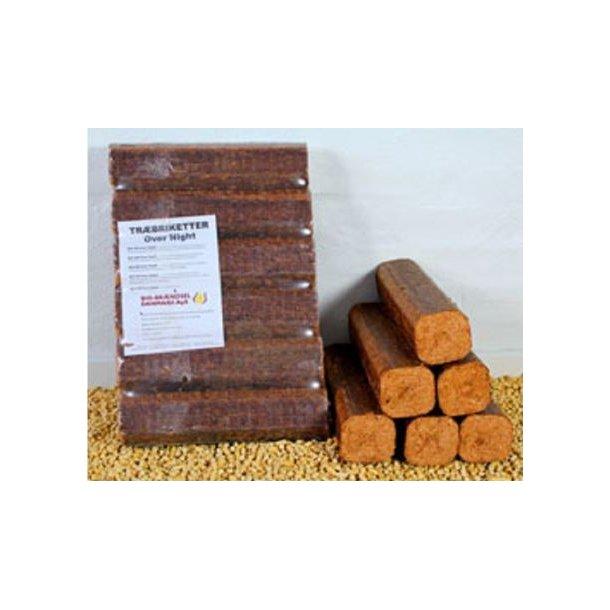 Udestående Hårdttræsbriketter - køb hårdttræsbriketter her til billig pris DY59