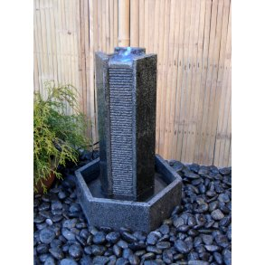Splinterny Vandfontæner - udendørs - havefontæner, vandsten, vandspil DO84