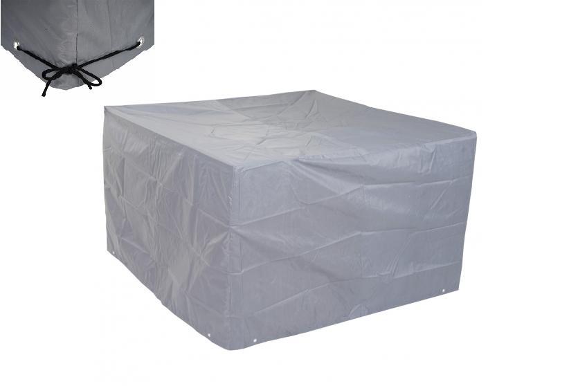 Fantastisk Cover til havemøbler - vandtæt grå overtræk til loungemøbler LL28
